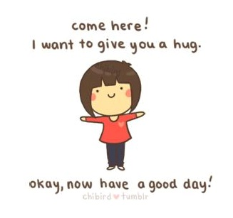 HUGS!