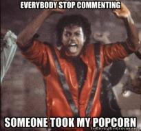 MJs Popcorn